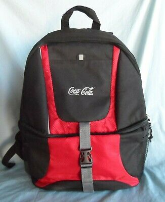 Coca Cola insulated back pack cooler