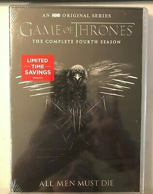 Game Of Thrones:The Complete Fourth Season, All Men Must Die (DVD)