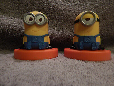 McDonald/'s Happy Meal Toy 2017 Despicable Me 3 # 11 Hilarious Hockey Minions
