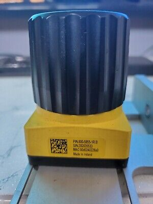 Cognex In-Sight 800-5870-1R B Camera Is5100-00