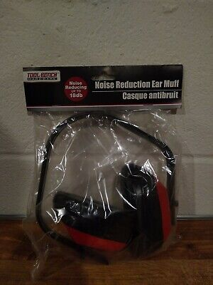 Tool Bench EAR MUFFS NOISE REDUCTION Construction Shooting Range