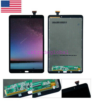 For Samsung Galaxy Tab E 9.6 SM-T560 T560NU LCD Touch Screen Digitizer Replace