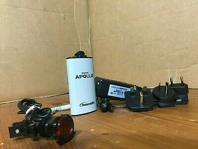 Orascoptic Zeon Apollo Portable LED Light System Dental Loupes