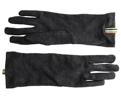 Smartwool Unisex 100% Merino 250 Wool Knit Touch Screen Compatible Gloves GRAY