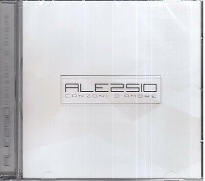 Alessio: Canzoni D'Amore, 2 CD In 1 (Questione d'amore / Messaggio D'Amore) - CD