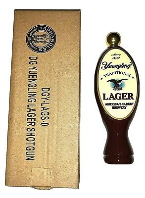 """Brand New In Box! Yuengling Traditional Lager Eagle Beer Tap Handle 13"""" Tall"""