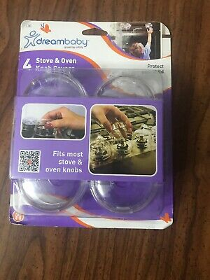 Dream baby Stove And Oven Knob Covers New