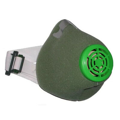 Military respirator, high protection, reusable, made in Russia