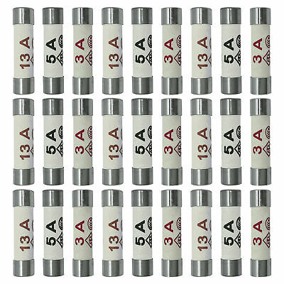 27pk Mixed Cartridge Fuse Set | High Quality Overcurrent Protection Device