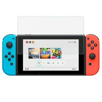 Film de Protection 9H Protection Ecran en Verre Trempé Pour Nintendo Switch