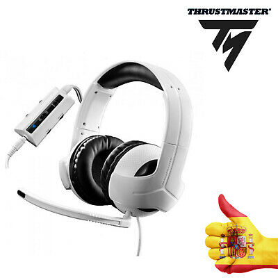 Headphones Thrustmaster Y-300CPX Binaurale White PC PS4 PS3 Xbox Ios Android