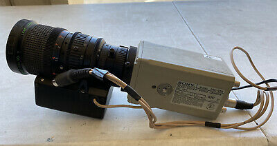 Sony DXC-990 Video Camera w/ Fujinon 1:14/7.5-90mm Lens
