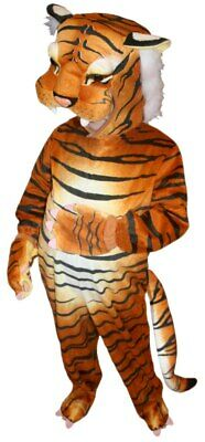Child's costume play time 100cm tall tiger