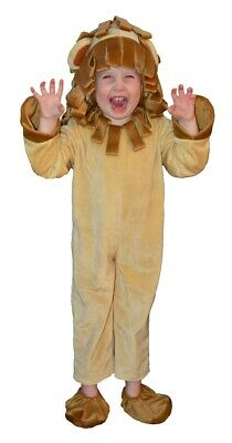 Child's costume play time 100cm tall lion