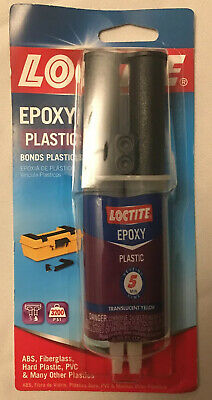 Bonder Expoxy Plastic 25 Ml, Pack of 2, Part No. 1363118, by Loctite. New W/PKG.