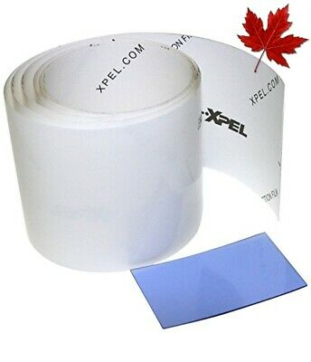 """XPEL Clear Universal Door Sill Guard (60"""" x 2.75"""") Paint Protection Film Kit"""