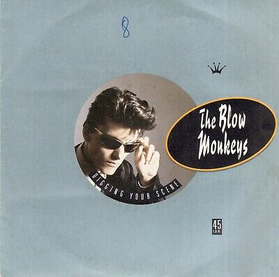 Blow Monkeys: Digging Your Scene/I Backed a Winner (in You) - 45 RPM