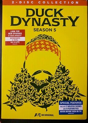 Duck Dynasty: Season 5 [New DVD] 2 Pack, Dolby, Subtitled, Widescreen