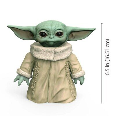 """Mandalorean /""""The Child and Frog/"""" Figure Model Kit 1//4 scale 3.5/"""""""