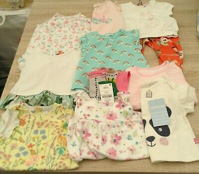 Girls Lovely Bundle Clothing, Ted Baker, Next, Jojo Mama,  Etc Age 3-6 Months