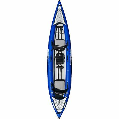 Aquaglide Chelan 155 HB - High Pressure Kayak - 3 Man