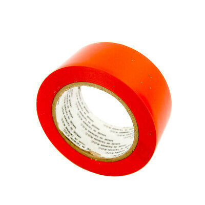 "2"" Orange Electrical Tape Rolls (36 Rolls)"