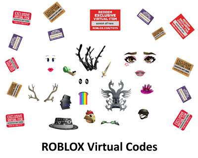 Roblox Virtual Toy Codes Only Celebrity And Regular Series
