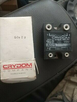 Crydom solid state relay