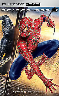Spider-Man 3 (UMD, 2007) GREAT CONDITION FREE SHIPPING