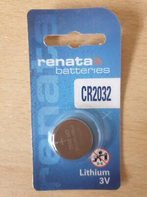 Renata Watch Batteries - Swiss Made - 364 377 371 379 CR2032