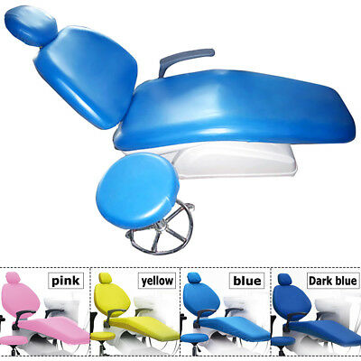 4Pcs/set 10 Colors Dental Cover Elastic Dentist Chair Protector Sleeves  !!
