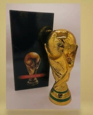 2018 France Russia World Trophy Scoccer Football Winner Name Fullsize