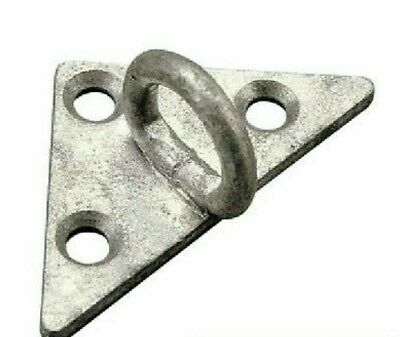 TRIANGULAR BRACKET 22 for Dropwire 10A fixing Clamp FREE P&P