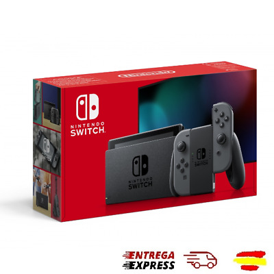Nintendo Switch V2 Gris 2019