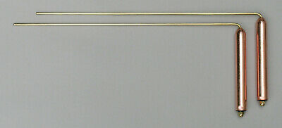 Dowsing Rods - Copper/Bronze L-Rods