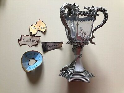 Harry Potter Triwizard Cup Goblet Of Fire Warner Bros Studios London