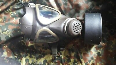 German Army Gas Mask, Face Mask, Respirator