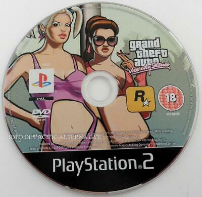 jeu GTA GRAND THEFT AUTO VICE CITY STORIES PLAYSTATION 2 en francais PS2 loose