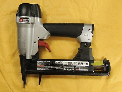 Porter-Cable NS150C Pneumatic Narrow Crown Stapler, Tested Good