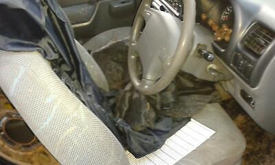 2002 SUZUKI JIMNY Mk1 Right Front SEAT BELT STALK