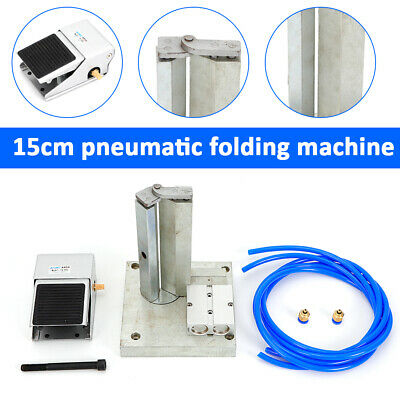 Pneumatic Dual-axis Metal Strip Letter Bending Machine for Making LED Signs