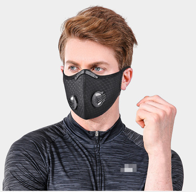 Cycling Mouth-muffle Face Shield Protective Anti-pollution Haze Fog Mouth Cover
