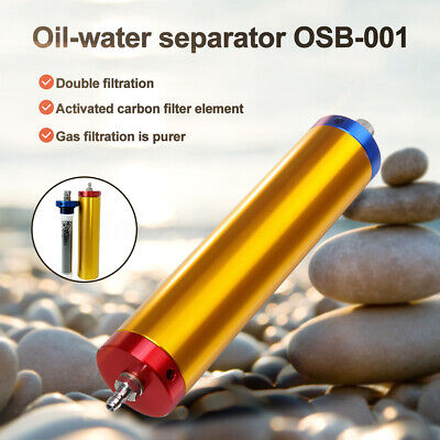Oil-water Separator OSB-001 Double filtration Diving Inflatable Accessories CN