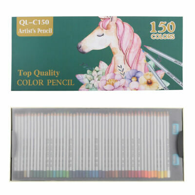 150 Complete Colors of Assorted Lot Pencils Colored Set
