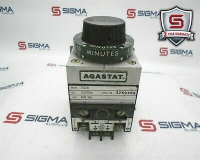Agastat 7022AI Time Delay Relay