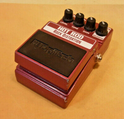 Digitech Hot Rod Rock Distortion pedale per chitarra elettrica