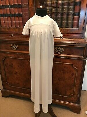 Vintage Ivory Baby Nightgown Nightdress