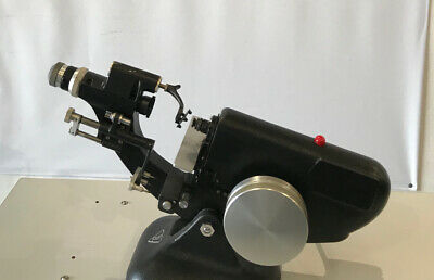 BAUSCH & LOMB Vertometer Lensometer - In great working condition!