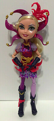 Ever After High Doll Way Too Wonderland Courtly Jester