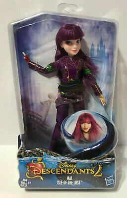 Disney Descendants 2 Mal Isle of the Lost Doll Outfit & Shoes New in Box